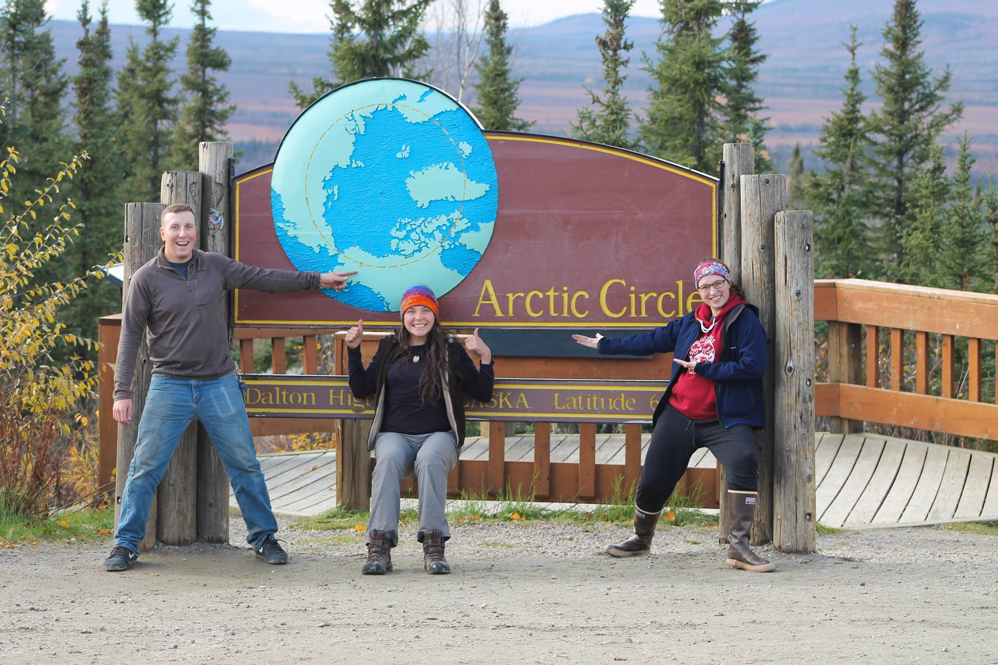 Alaska-and-Newfoundland-Envirothon-Students