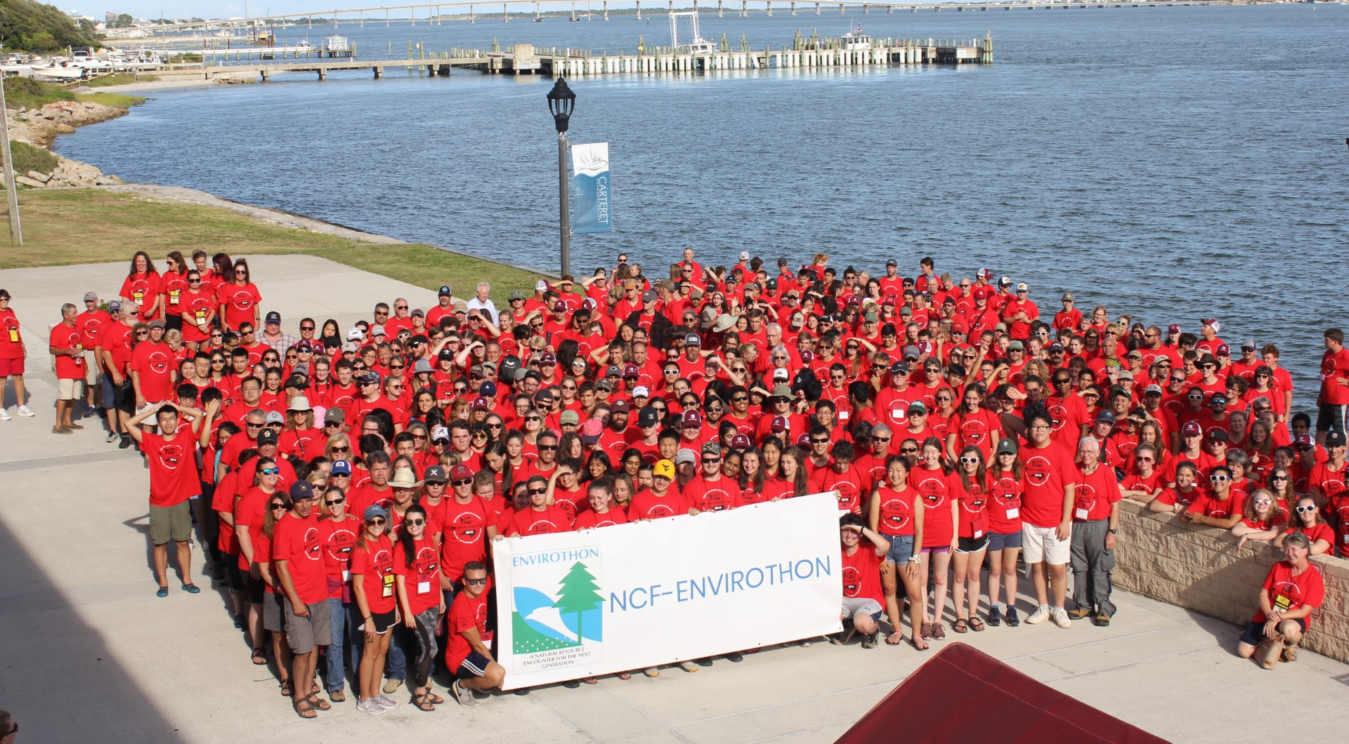 2019 NCF-Envirothon-Group